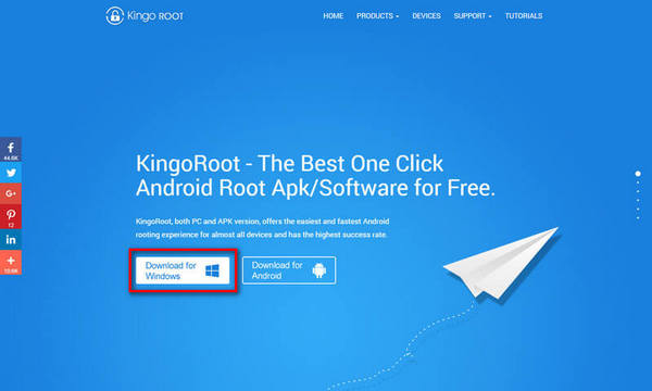 Root Plum Axe LTE with KingoRoot, the best one-click Android root tool.