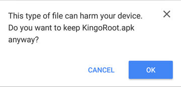 Root Coolpad Note 5 with KingoRoot APK