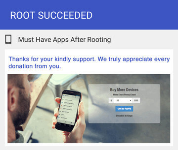 Root with KingoRoot APK