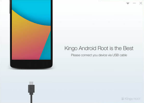 Root any huawei Y625 with KingoRoot, the best one-click huawei root tool.